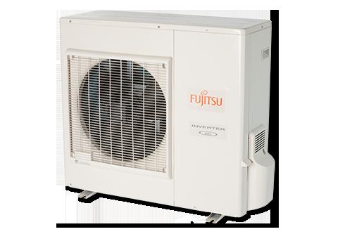 Fujitsu tepelné čerpadlo vzduch voda